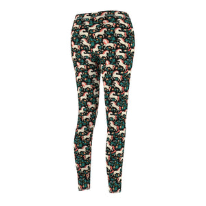 Cute Horse Athletic Leggings