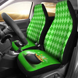 St Patricks Day Lucky Car Seat Covers