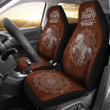 Horse Lover Car Seat Cover