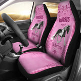Horses First Car Seat Cover