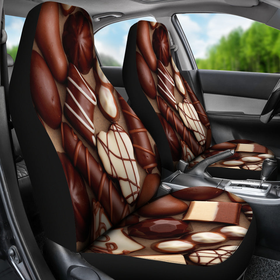Chocolate Lovers Car Seat Covers