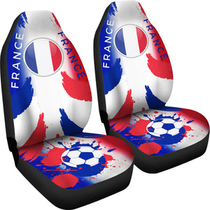 France FC Car Seat Covers
