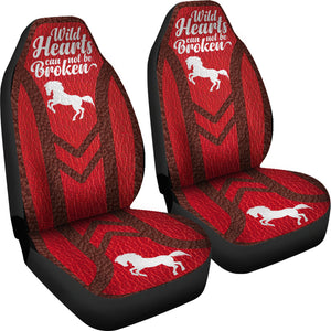 Cowgirl Car Seat Cover