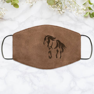 Horse - Designer Face Cover