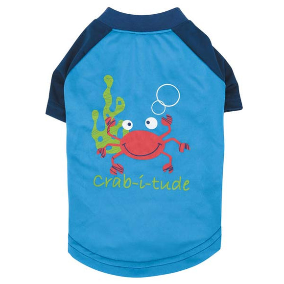 Crab -i-tude T-Shirt