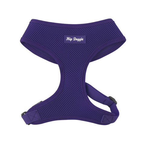 Purple Mesh Harness