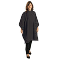 BABYLISSPRO EXTRA-LARGE WATERPROOF ALL-PURPOSE CAPE BLACK