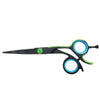 "DANNYCO ICON 5-3/4"" SHEARS WITH 2 FINGER RESTS SCISSORS"