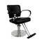 URBAN WAVE STYLING CHAIR WITH FIRST GRADE STAINLESS STEEL HYDRAULIC BASE