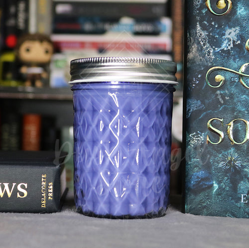 Annaleigh | House of Salt and Sorrows by Erin A. Craig | 200mL Soy Wax Candle