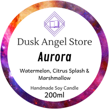 Load image into Gallery viewer, Aurora Rising 7 Pack | Amie Kaufman & Jay Kristoff | 200ml Soy Wax Candles