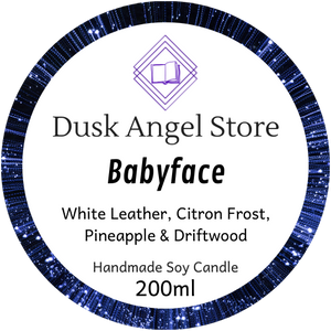 Babyface | The Illuminae Files | 200mL Soy Wax Candle