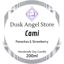Load image into Gallery viewer, Cami | Whisper by Lynette Noni | 200ml Soy Wax Candle