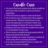 Choose Your Own 4 Pack | 4 x 200ml Soy Wax Candles
