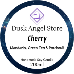 Cherry | The Illuminae Files | 200mL Soy Wax Candle