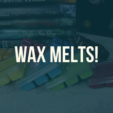 Load image into Gallery viewer, Bookish Wax Melts