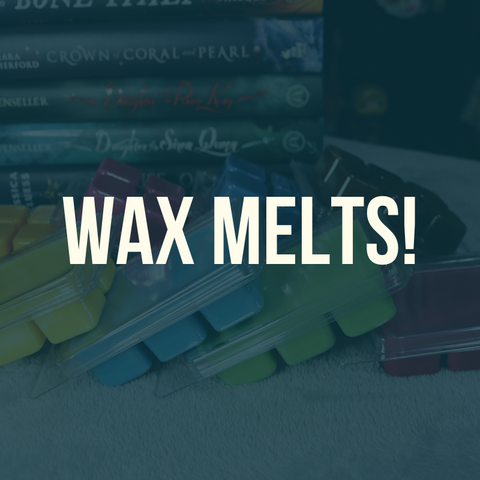 Bookish Wax Melts