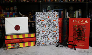 Gryffindor Charms Book Sleeve
