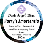 Harry's Amortentia | Harry Potter | 200ml Soy Wax Candle