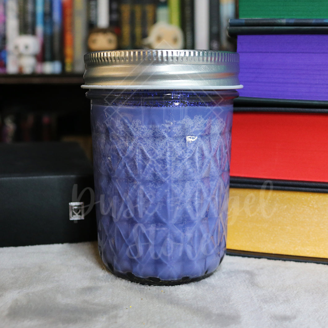 House Aurun | House of Dragons by Jessica Cluess | 200ml Soy Wax Candle