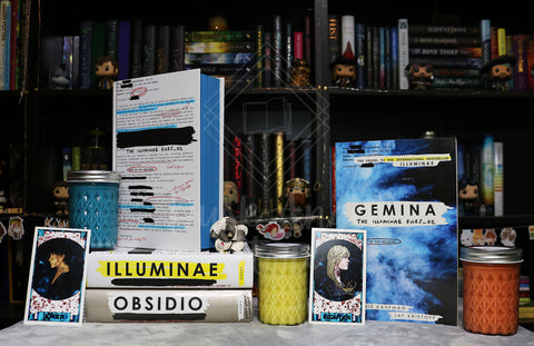 Gemina 3 Pack | The Illuminae Files | 200mL Soy Wax Candle