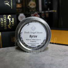 Load image into Gallery viewer, Kyrov | Blood Heir | 200ml Soy Wax Candle