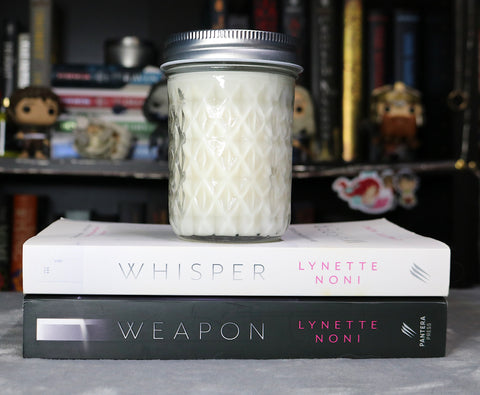 Lengard | Whisper by Lynette Noni | 200ml Soy Wax Candle