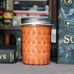 Ligeia | House of Salt and Sorrows by Erin A. Craig | 200mL Soy Wax Candle