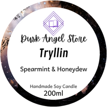 Load image into Gallery viewer, Tryllin | The Medoran Chronicles by Lynette Noni | 200ml Soy Wax Candle