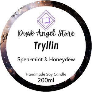 Tryllin | The Medoran Chronicles by Lynette Noni | 200ml Soy Wax Candle