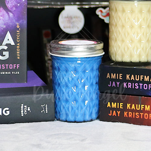 Tyler | Aurora Rising by Amie Kaufman & Jay Kristoff | 200ml Soy Wax Candle