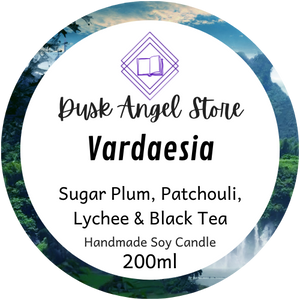 Vardaesia - 200ml Soy Wax Candle