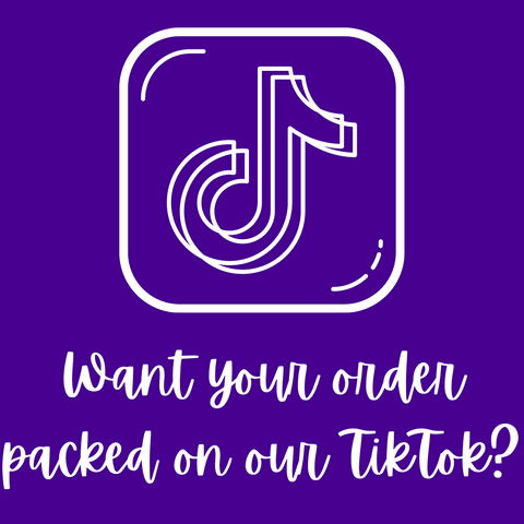 ADD ON - Pack Order on TikTok