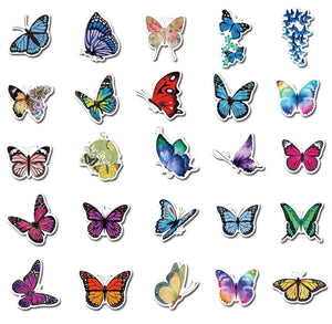 Butterfly VSCO Stickers