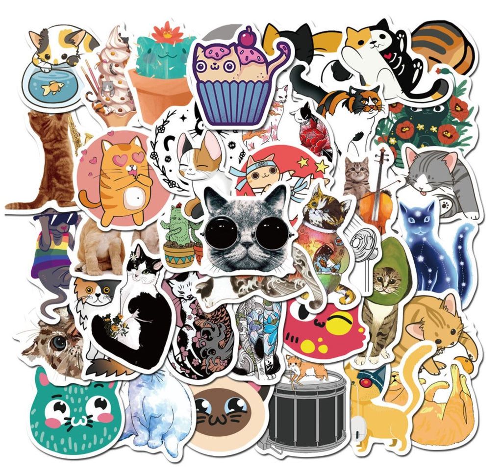 Cat VSCO Stickers