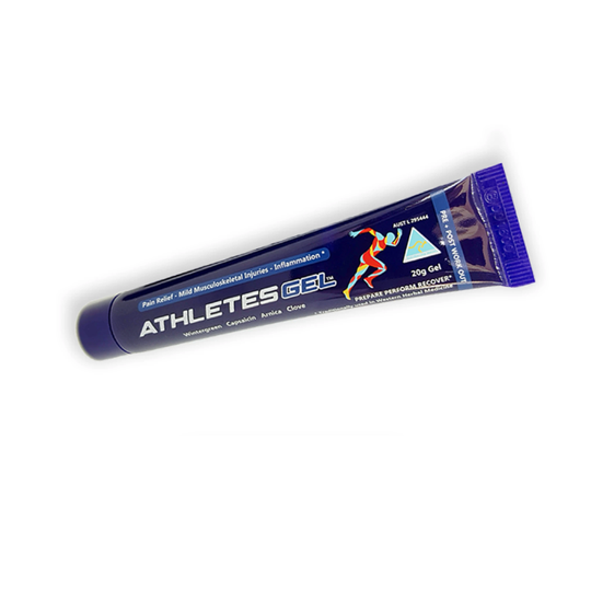 Athletes Gel 0.7oz (20g) Tube