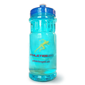Athletes Gel Water Bottle - BPA Free