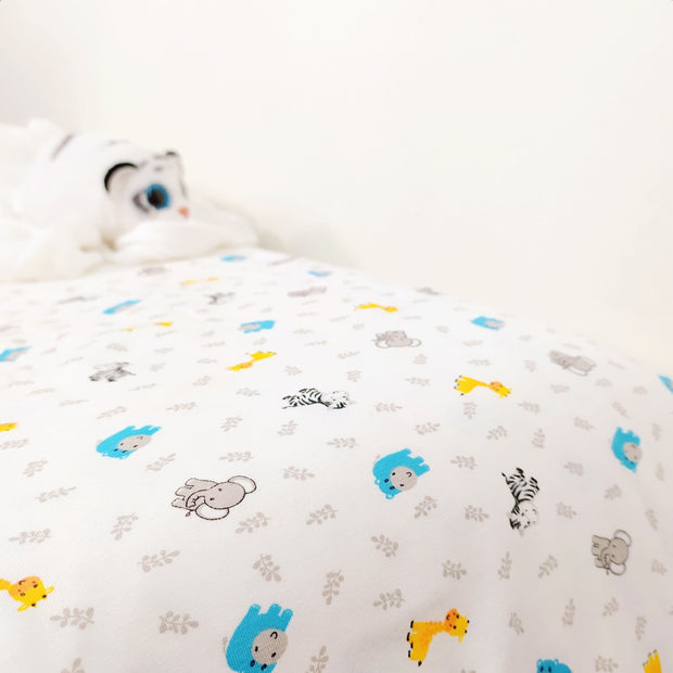 Animals EZGH - Fitted Crib Sheet