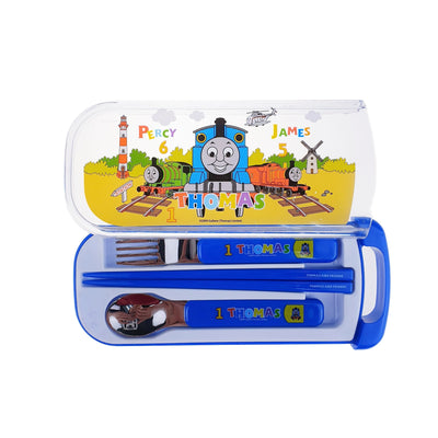 Thomas & Friends - Cutlery Set with Case
