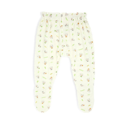 3 Little Lambs Blessed - Long Pants with Footie by simplylifebaby