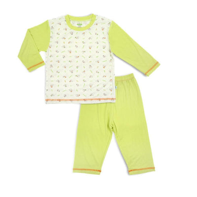 3 Little Lambs Blessed - Pyjamas Set by simplylifebaby