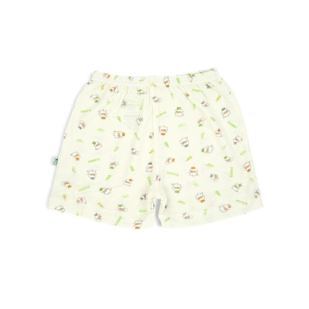 3 Little Lambs Blessed - Shorts by simplylifebaby