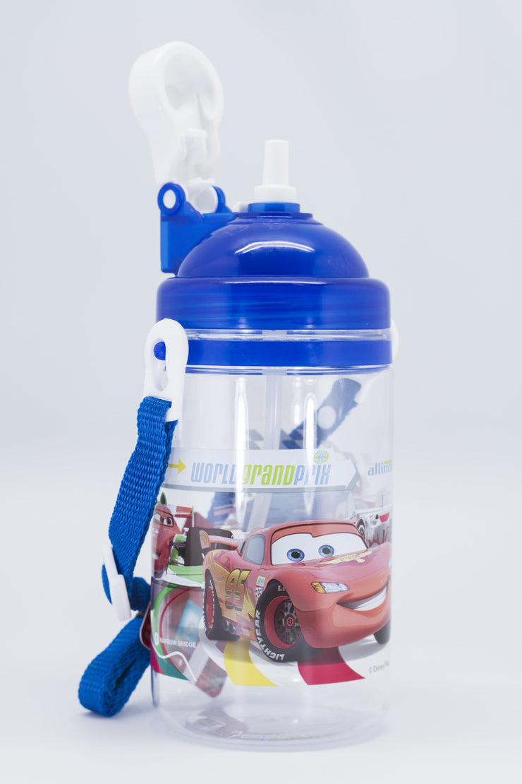 Disney Cars - 500ml Push Cap Canteen (BPA Free)