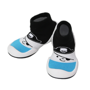 Ggomoosin - Captain Hook Blue Baby Shoes