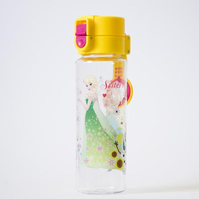 "Disney Frozen - 450ml (BPA Free) - ""SISTERS SHARE THE GIFT OF LOVE"""