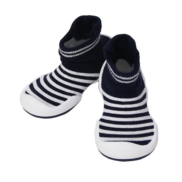 Ggomoosin - Marine Boy Baby Shoes