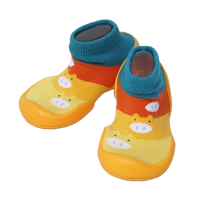 Ggomoosin - Pig Brothers Baby Shoes