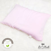 Le Husk x SL - Anti Flat Head Bean Sprout Husk Pillow + Bamboo Cover (Pink)
