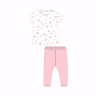 Princess -  Short-sleeve Pyjamas Set