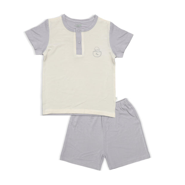 Adorable Lamb - Shorts & Tee Set - Simply Life